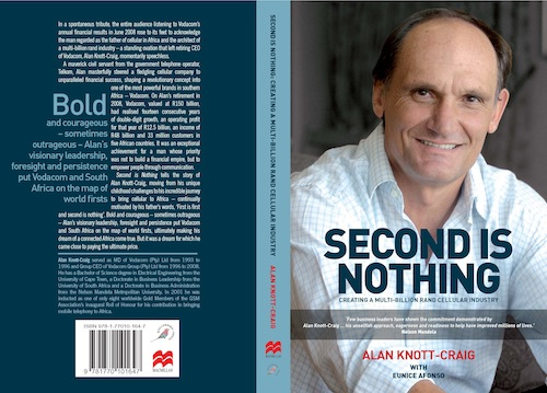 Second is Nothing by Alan Knott-Craig