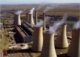 Eskom power station