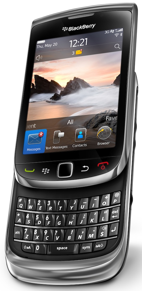 dreamtorch for blackberry 9530
