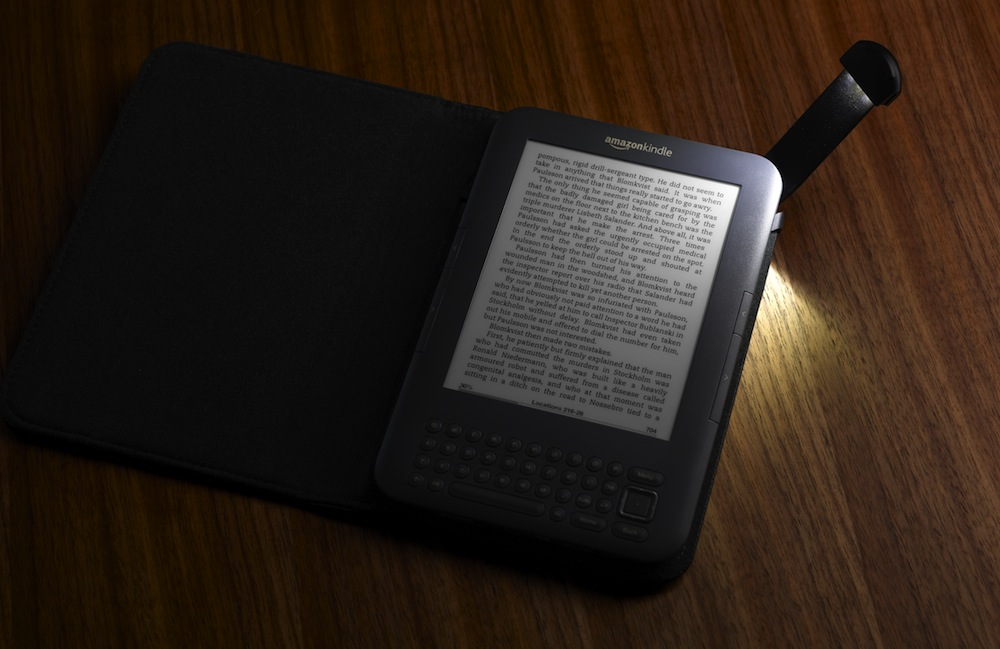 Kindle Vs Sony Reader: Amazon Kindle 3: The TechCentral Review