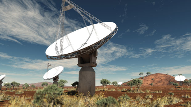 SKA telescope benefits for SA