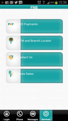 FNB adds inContact to banking app - TechCentral