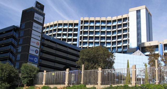The SABC's studios in Auckland Park, Johannesburg