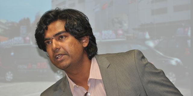 Amith Maharaj