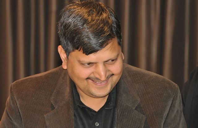 Atul Gupta ... at the centre of the storm
