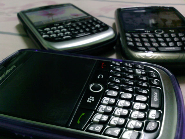 The BlackBerry Curve range has proved hugely popular in emerging markets