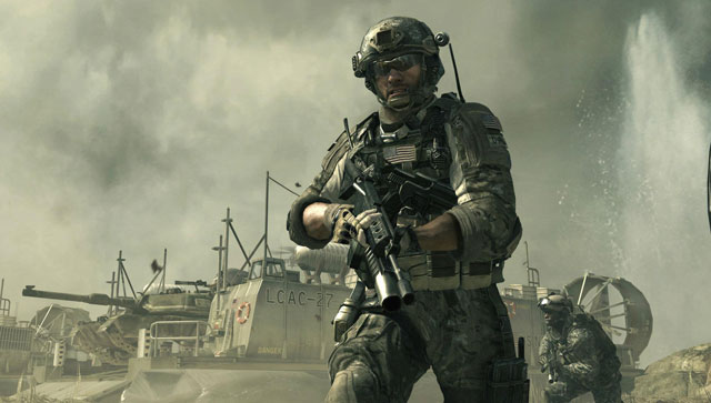 Call of Duty is a popular choice among pro gamers