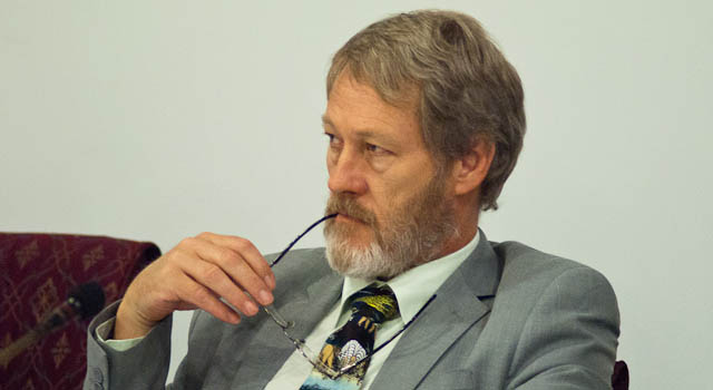 Icasa councillor William Stucke