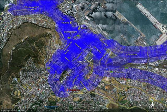 Fibre comes to Cape Town CBD - TechCentral