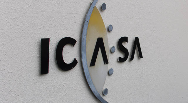 Icasa ... in the firing line