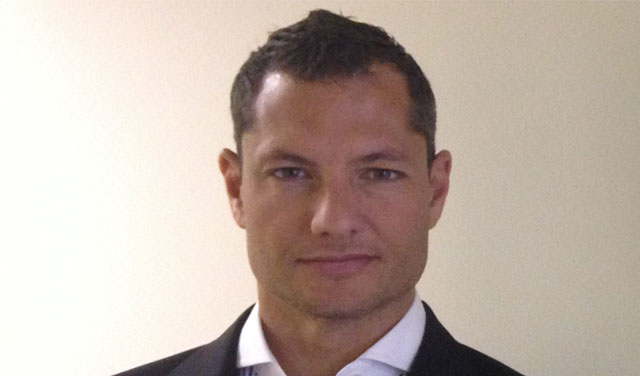Mobicred founder Jason Sive