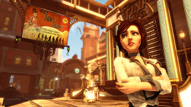 Bioshock Infinite's Columbia is a sinister place of xenophobia and repression under its wholesome appearance