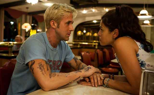 Ryan Gosling and Eva Mendes in The Place Beyond the Pines