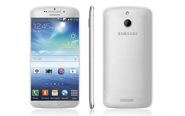 Galaxy S5 concept by XXX