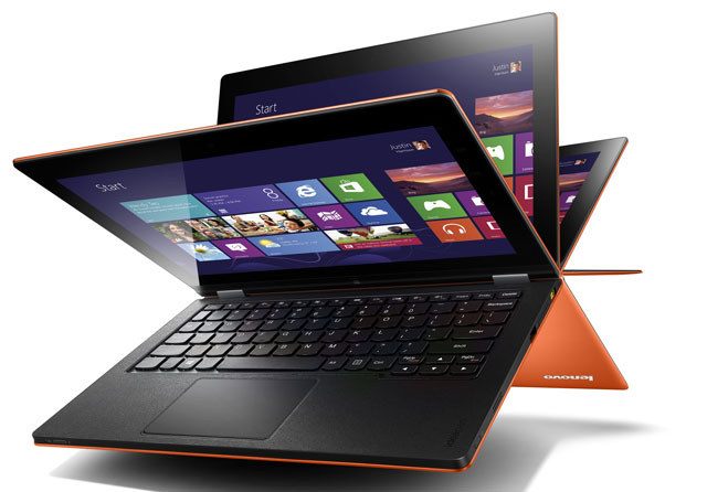 Lenovo is the biggest PC manufacturer in the world by volume