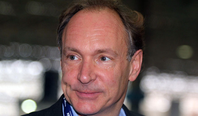 Sir Tim Berners-Lee - photo by Christiano Sant-Anna/indicefoto.com (CC BY 2.0)