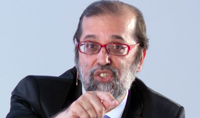 Former communications minister Yunus Carrim