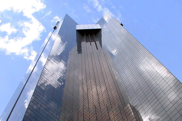 The South African Reserve Bank building in Pretoria