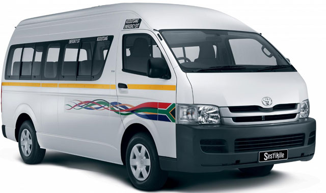 Minibus Taxis To Get Free Wi Fi Techcentral