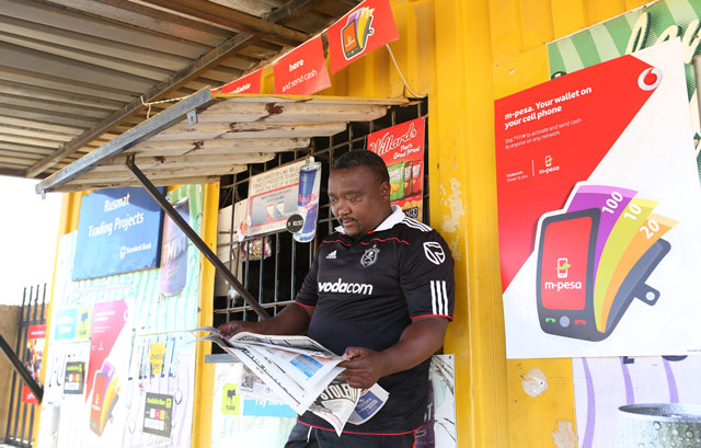 Informal retailers will form part of Vodacom's distribution network for the relaunched M-Pesa in South Africa