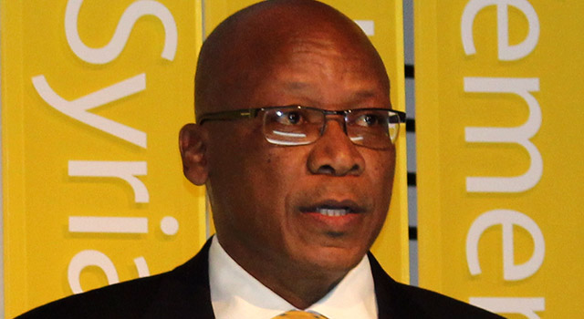 MTN Group CEO Sifiso Dabengwa