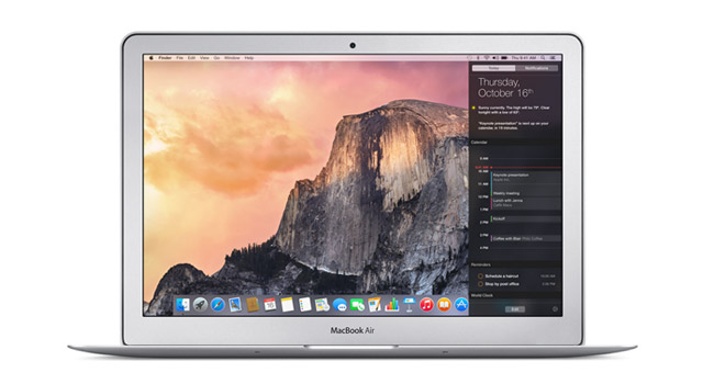 "Mac OS X 10.10 ""Yosemite"" was released late last week"