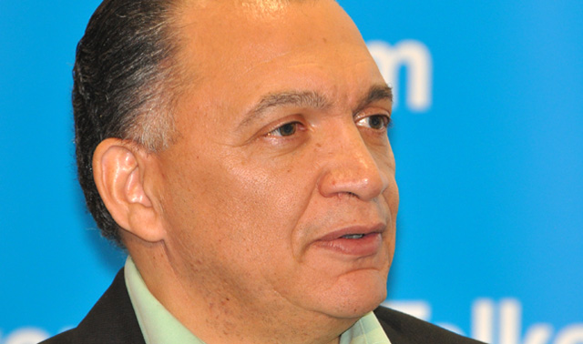 Telkom chief financial officer Deon Fredericks