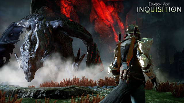 CAPTION: There's little filler in the expansive world of Dragon Age: Inquisition -- most of it is compelling and exciting