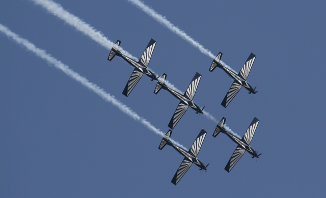 The Silver Falcons