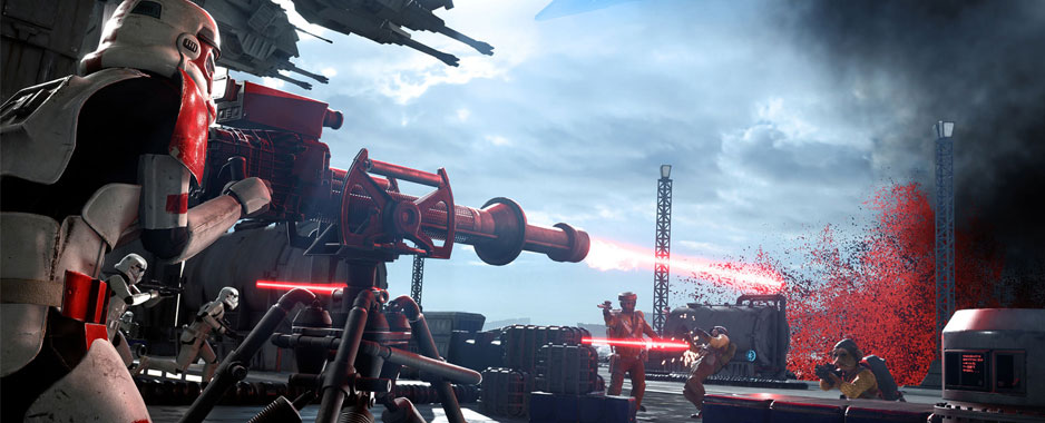 Star Wars Battlefront review: blast from the past - TechCentral