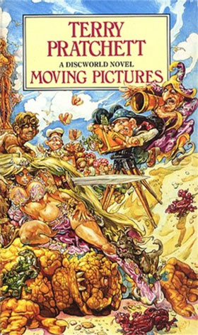 Moving Pictures (1990). Corgi