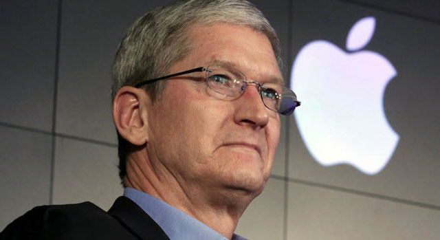 """Apple CEO Tim Cook said recently that """"people in the US and around the world deserve data protection, security and privacy"""". Image: iphonedigital"""