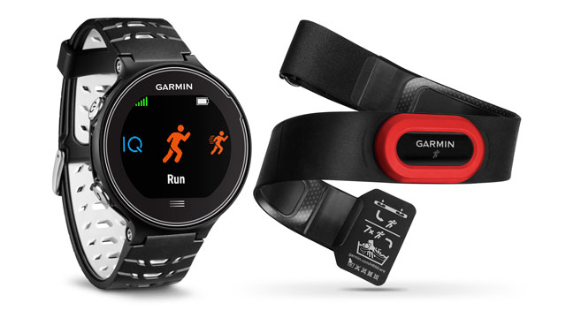 Garmin Forerunner 630 with HRM-RUN (2015) heart-rate monitor