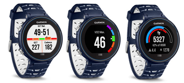 From activity tracking to tracking your runs, the Forerunner 630 is Garmin's most advanced running watch