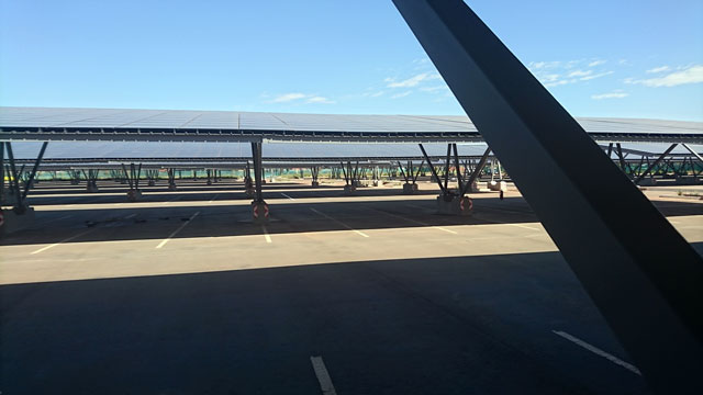 Off Grid Solar Carport : Telkom s bold plan to go off grid techcentral