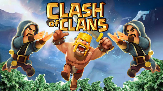 Supercell Oy makes the popular game Clash of Clans