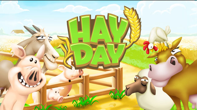 Hay Day is one of the popular games made by Supercell