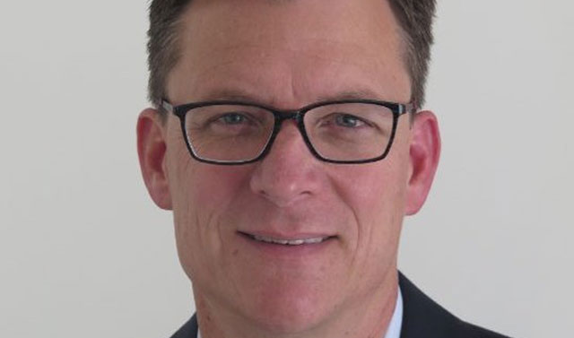 New MTN CEO Rob Shuter ... some critics have taken a swipe at the group for appointing a white person to the group's top job