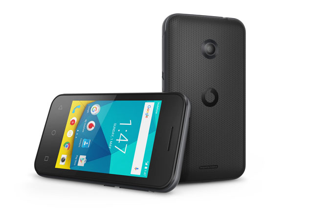 Low-cost smartphones, like Vodacom's Smart Kicka 2, are driving consumer sales in Africa