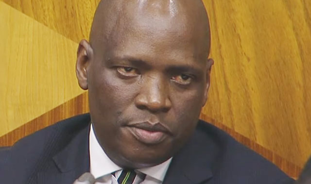 SABC executive Hlaudi Motsoeneng