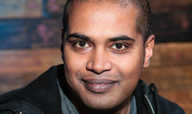 Snode founder and chief technology officer Nithen Naidoo