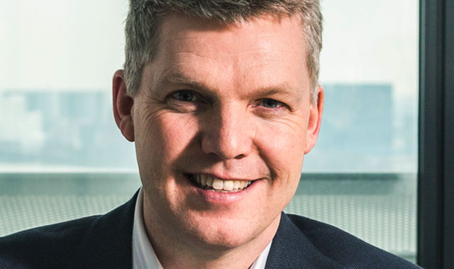 Incoming MTN group chief operating officer Jens Schulte-Bockum