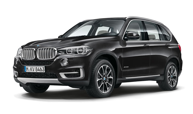 A BMW X5, similar to the one purchased by the ministry of communications (image: BMW)