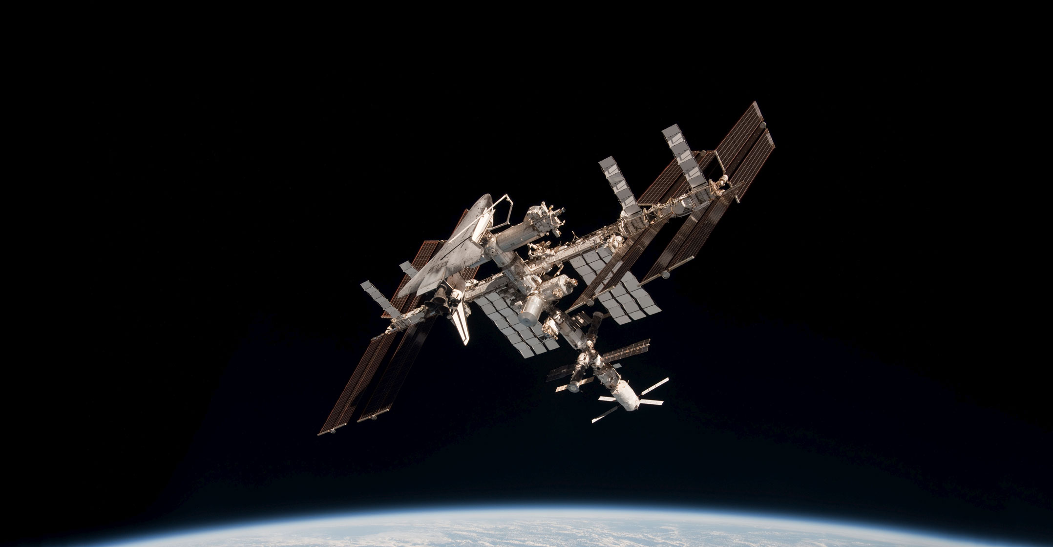 Sa built nanosatellite placed into orbit techcentral for When was the international space station built