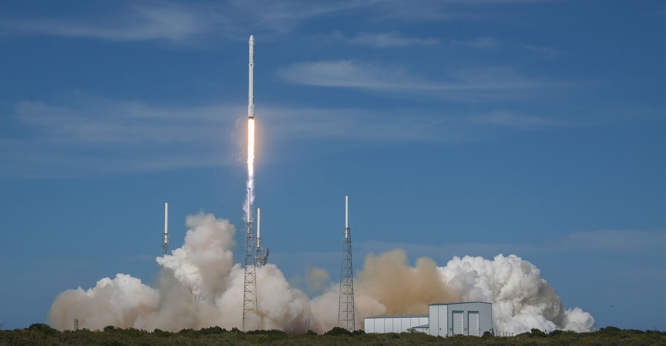 A defining moment: SpaceX will this week launch humans into space - TechCentral
