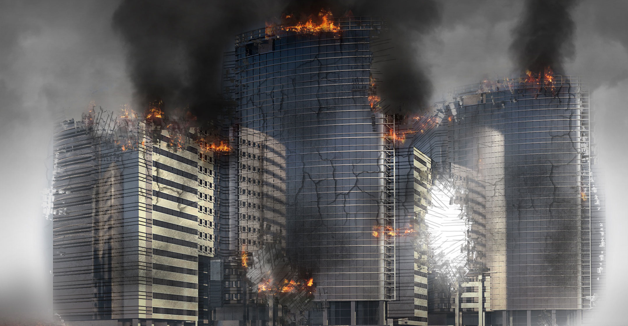 Building Falling Over : How the gupta empire is falling apart techcentral