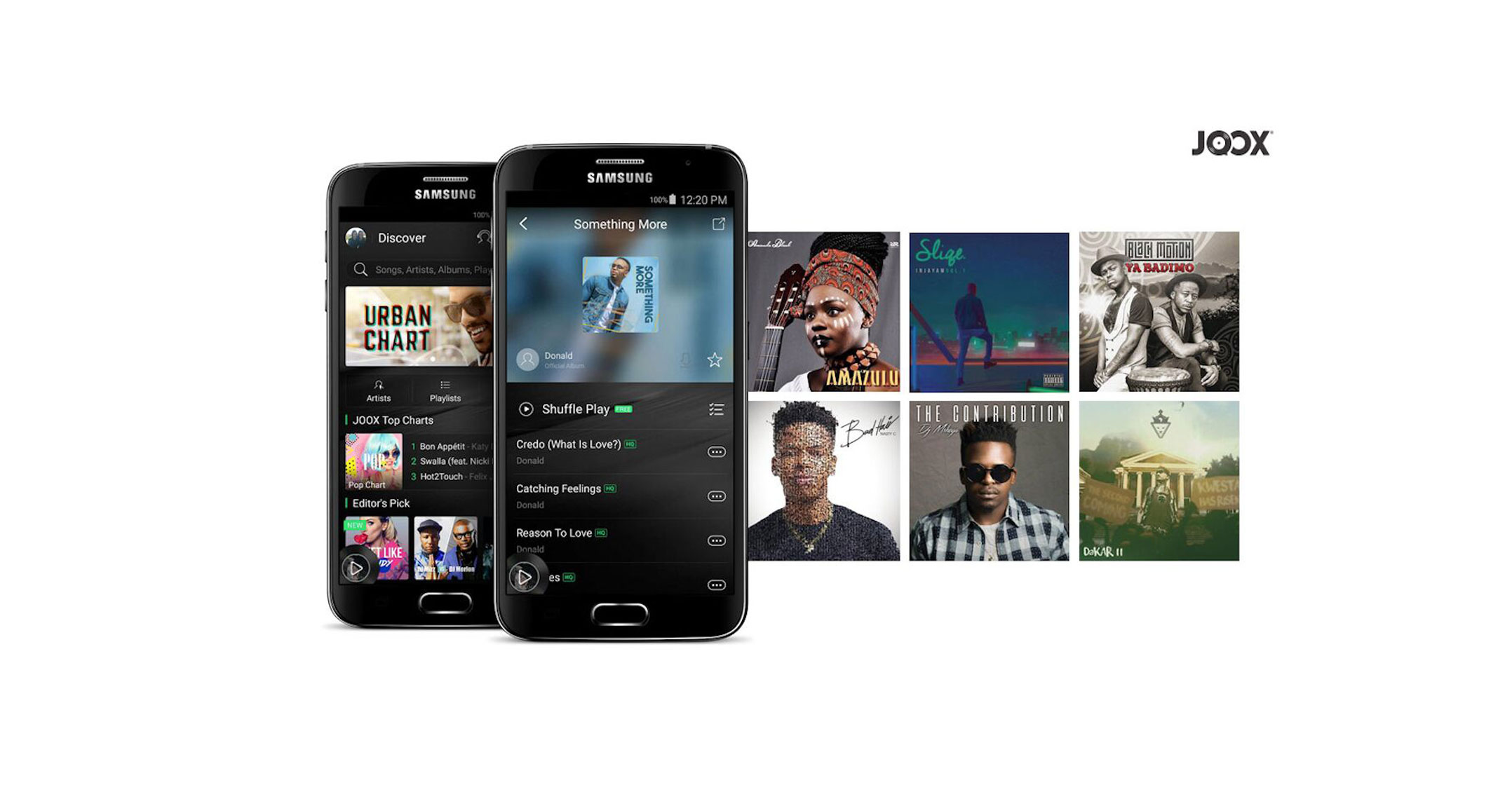 DStv adds free Joox music streaming to bouquets - TechCentral