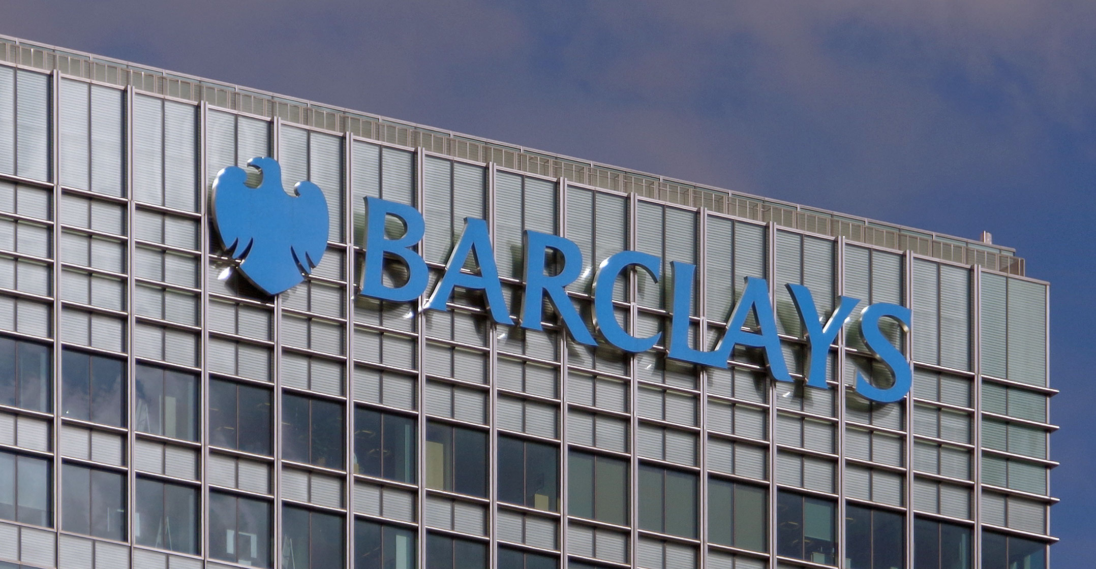 Barclays Ceo Sees Tech Rivals Security As Biggest Threats