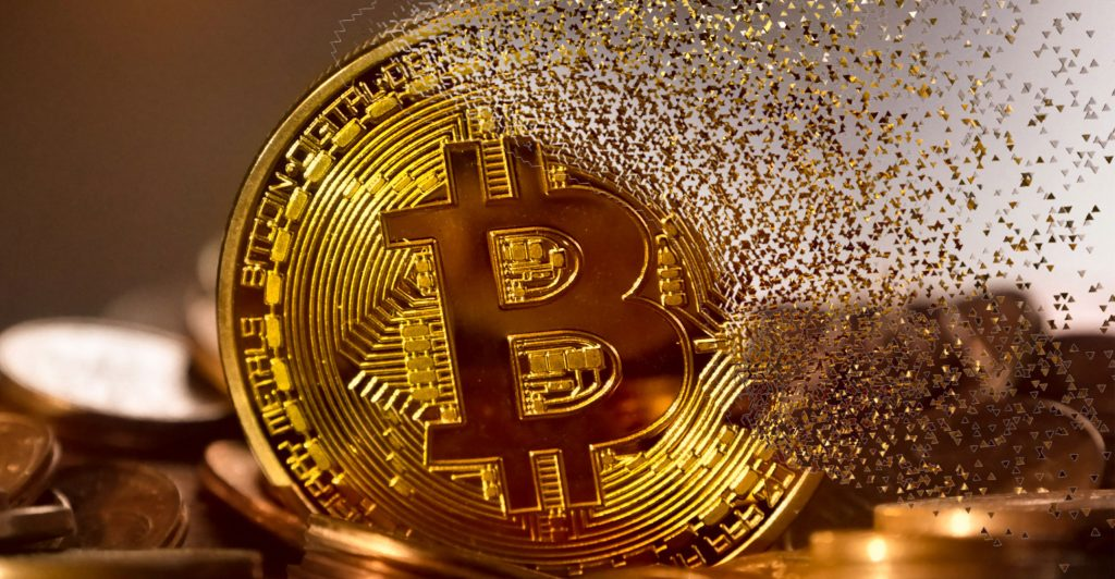 Bitcoin falls as much as 6% as rally runs out of steam