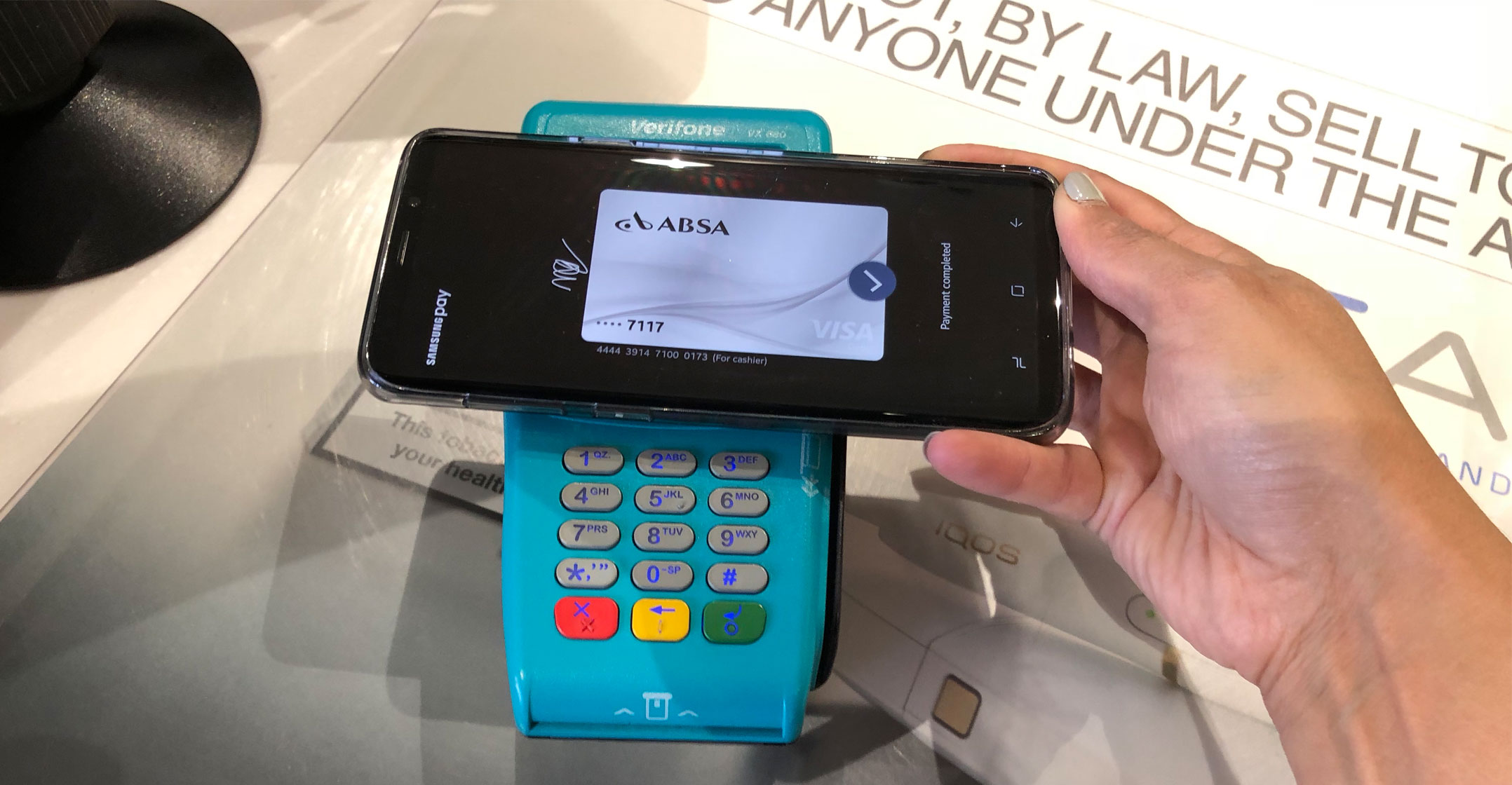 I tried Samsung Pay and this is what happened - TechCentral